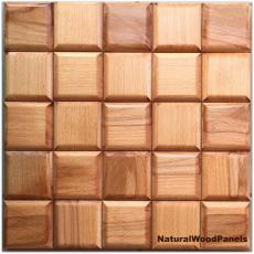 Natural Wood Panels, Choco Luxury