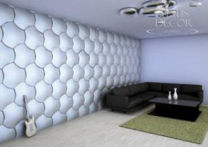 Panele 3D marki Luxus Decor