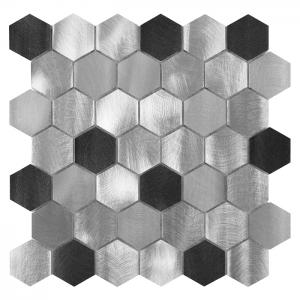 Dunin, Allumi Grey Hexagon