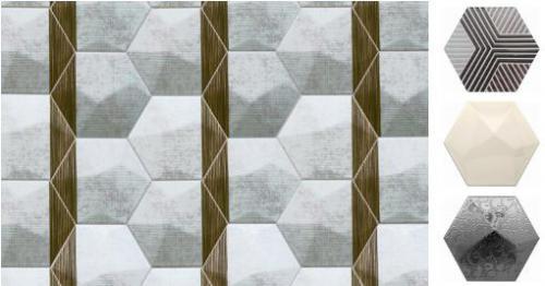 Decus kolekcja Hexagono Piramidal