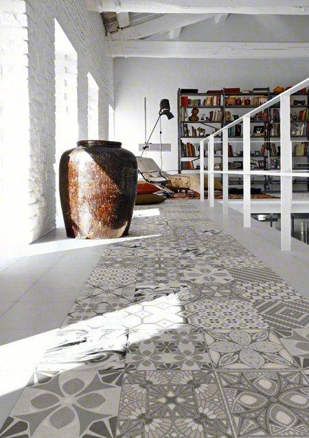 Wzorzyste p ytki cienne i pod ogowe for Oficinas western union en barcelona