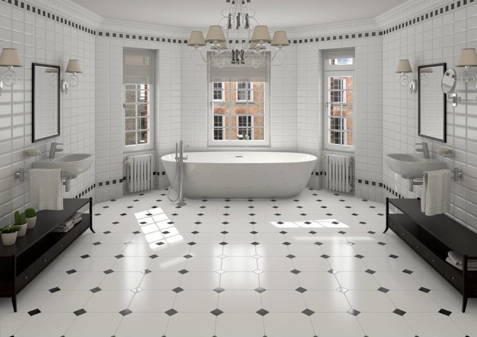 Amazing Tile Selection For Small Master Bathroom Design Ideas  4 Home Decor