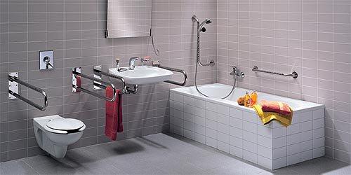 Ceramika łazienkowa Dla Niepełnosprawnych