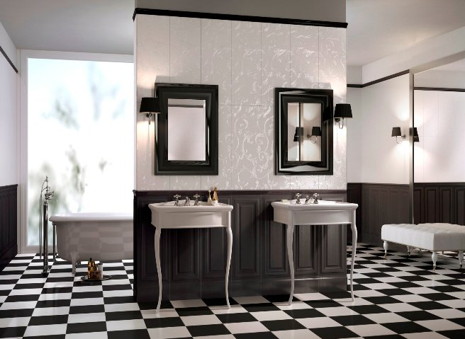 kolekcja liberty w oskiego producenta cisa ceramiche. Black Bedroom Furniture Sets. Home Design Ideas