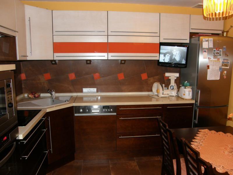 nasza kuchnia, zdjęcie 4 -> Kuchnia Dąb Sonoma Jakie Kafelki